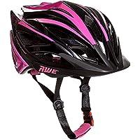 AWE® awebladetm libre 5Año Crash de repuesto * En molde adulto Señoras Ciclismo Casco 55–58cm), color rosa/negro