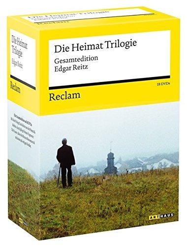 Die Heimat Trilogie - Gesamtedition (18 DVDs)