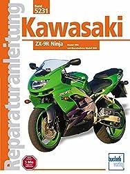 Kawasaki ZX 9-R Ninja   1998-2000 (Reparaturanleitungen)