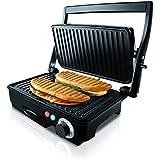Taurus 968407000 - Multi grill con tapa basculante (1500 W, termostato ajustable)