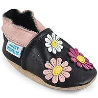 665137adc6c14 Le scarpe bambino in pelle morbida Juicy bumbles proteggono i piedi di  bambino senza danneggiare la