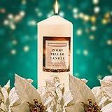 Navidad Pilar Vela–IVORY- ideal para cena de Navidad decoración de la mesa