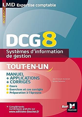 Alain Nicolas - DCG 8 - Système d'information de gestion