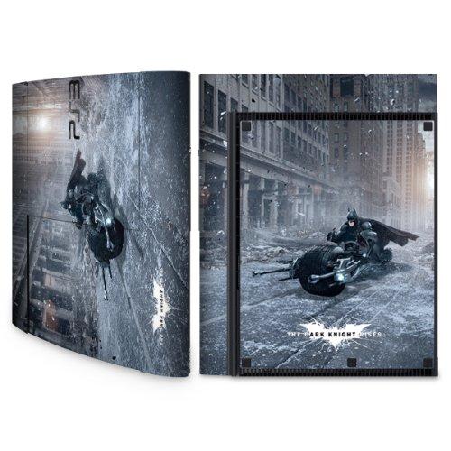 YOUNiiK Styling Skin Designfolie für Sony Playstation 3 Super Slim bzw. PS3 super slim - Batman Batpot