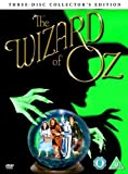 The Wizard Of Oz (3 Disc Collector's Edition) [DVD] by Judy Garland