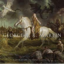 A Song of Ice and Fire 2015 Calendar