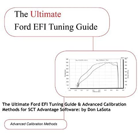 Ford EFI Tuning Guide for Delta Force (Sniper) Software by Don LaSota by Don LaSota (2011-01-01)