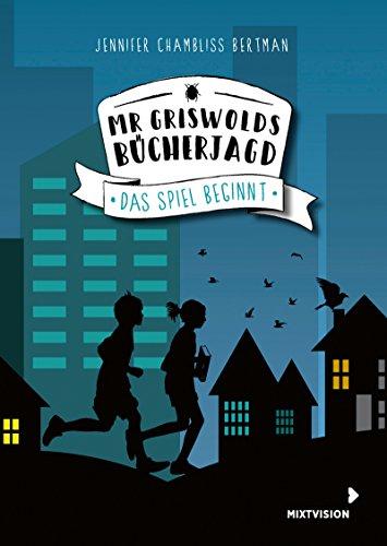 Mr Griswolds Bücherjagd: Das Spiel beginnt Beginnt Dvd