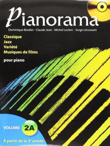 Pianorama vol 2a + CD par Divers