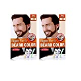 #2: Bigen Beard Colour Combo ,Pack of 2