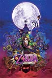 empireposter - Legend of Zelda, The - Majoras Mask - Größe (cm),ca. 61x91,5 - Poster, NEU -