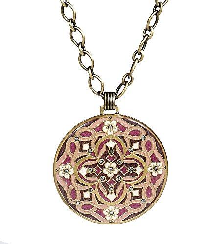 collier-de-bijoux-elitt-mode-avec-chaine-claire-bijoux-finition-laiton-oxyde-medallon-dimensions-63-