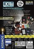 KOSMOS Spiele 694289 – EXIT – Das Spiel – Die Katakomben des Grauens – 2-teiliges Spiel - 2