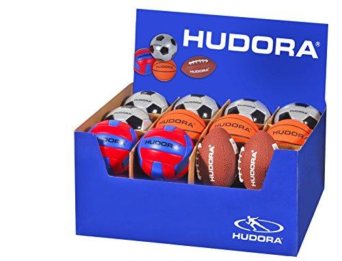 Hudora - Mini balón, modelos surtidos
