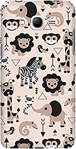 DailyObjects Zoo Case For Samsung Galaxy Grand Prime