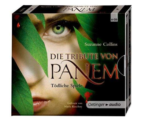 Price comparison product image Die Tribute Von Panem. Tödliche Spiele