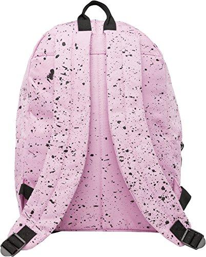 HYPE Cherry Fuzz, Borsa a spalla uomo Multicolore Cherry Fuzz Multi taglia unica Speckled Baby Pink/Black
