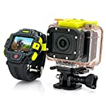 Pluto Plus TM G8900 Sport DV Camera 60M Waterproof 16.0MP DVR with Full HD 1080P 60FPS WIFI control by smart watch Phone & Wrist Watch Remote Product Description The Eyeshot Full HD (1080p) Action Camera is Waterproof, Shockproof and comes with a...