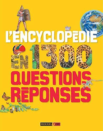 ENCYCLOPEDIE EN 1300 QUEST/REP par COLLECTIF