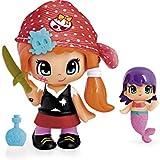 Pin y Pon Piratas y Sirenitas