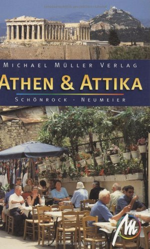 Athen & Attika: Reisehandbuch mit vielen praktischen Tipps