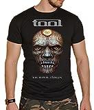 Tool - T-Shirt - Manches Courtes - Homme Noir Noir - Noir - XX-Large