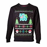 POKÉMON - BULBASAUR CHRISTMAS SWEATER MEDIUM