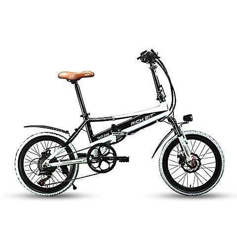 électrique pliant Vélo de ville pour homme/femme de vélo pour