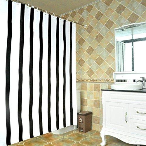ZBB Dicke Erru Duschvorhang Wasserdichtes Klebeband Um Den Test der ildewproof und Warm Halten die Vorhänge Bad WC Partition (Wasserdicht Größe: 200 cm * 200 cm)