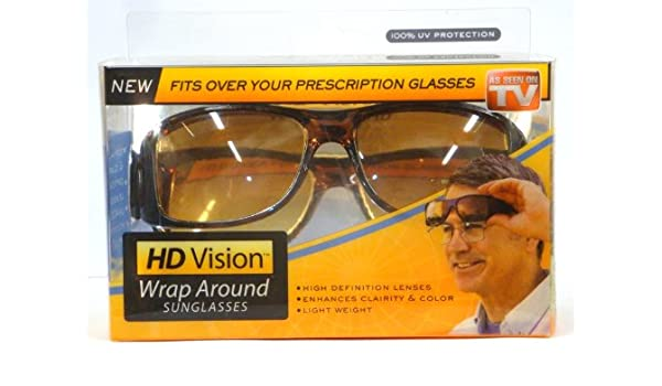 091c065219 Idea Village Hd Vision Wrap Around Sunglasses