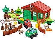 Ecoiffier Abrick Forest House Multi Color