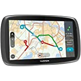 TomTom Go 6100 World Navigationssystem (15 cm (6 Zoll) kapazitives Touch Display