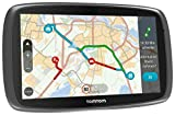 TomTom Go 610 World Navigationssystem (15 cm (6 Zoll) kapazitives Touch Display, Magnethalterung, Sprachsteuerung, mit Traffic/Lifetime Weltkarten) -