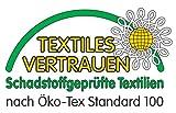 """Lucky-Kitty Langhaar-Dauerfilter, Made in Germany mit """"Ökotex-100 Zertifizierung"""" für geprüfte Schadstoff-Freiheit. - 3"""