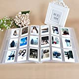 #9: CAIUL 288 Pockets 3-Inch Mini Photo Album for Fujifilm Instax Mini 7s 8 8+ 9 25 26 50s 70 90 Film