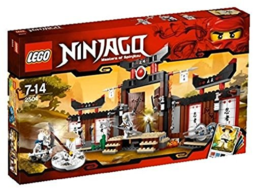 LEGO Ninjago 2504 - Spinjitzu Trainingszentrum Lego-ninjago Spinners 2011
