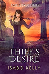 Thief's Desire (Fate's Hand Book 1)