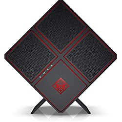 HP OMEN X 900-117nf PC de bureau Gaming (Intel Core i5, 16 Go de RAM, 2 To + SSD 256 Go, Nvidia GeForce GTX 1080, Windows 10)