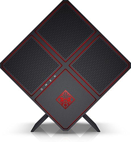 HP OMEN X 900-117nf PC de bureau Gaming (Intel Core i5, 16 Go de RAM, 2 To + SSD 256 Go, Nvidia GeForce GTX 1080, Windows 10)