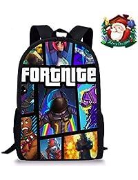 Fortnite Mochila Preescolar, Mochilas Escolares Fortnite Mochila de Mochila Escolar de Royale de Battle Royale
