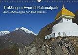 Trekking im Everest Nationalpark - Auf Nebenwegen zur Ama Dablam (Wandkalender 2019 DIN A3 quer): Eine Trekkingtour zum Ama Dablam Basislager abseits ... (Monatskalender, 14 Seiten ) (CALVENDO Orte)