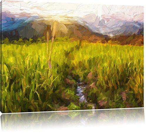 paddy-plantation-en-asie-art-effet-de-brosse-format-100x70-sur-toile-xxl-normes-photos-compltement-e