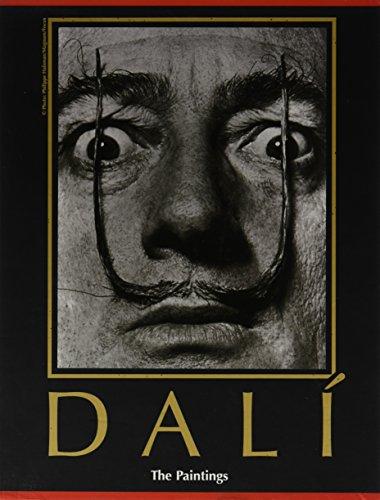 Salvador Dalí. The Paintings por Robert Descharnes