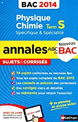 ANNALES BAC 2014 PHYS/CHIMIE T