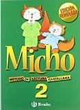 Micho 2 Método de lectura castellana - 9788421650691