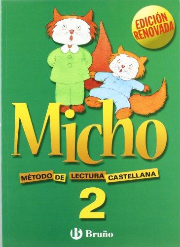 Micho 2 Método de lectura castellana - 9788421650691 por Pilar Martínez Belinchón