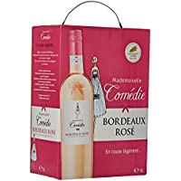 Mademoiselle Comédie AOP Bordeaux Rosé 3 L