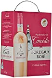 Mademoiselle COMEDIE Bordeaux rosé - 3 litres