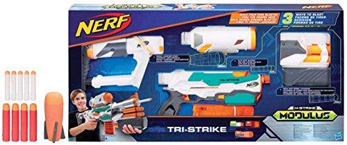 Hasbro European Trading Bv Nerf Modulus Tri-Strike   Tv
