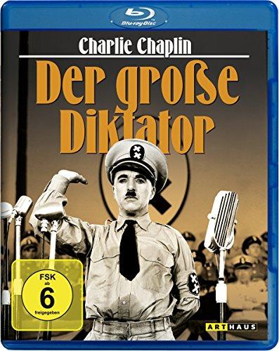 Bild von Charlie Chaplin - Der große Diktator [Blu-ray]